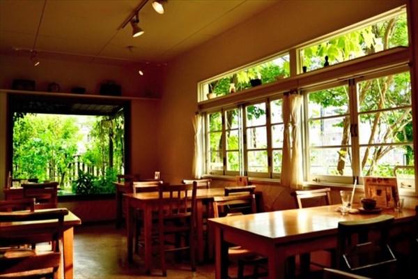 山奥カフェ